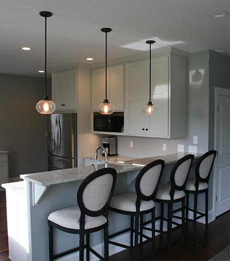 Custom White Kitchen Design Company